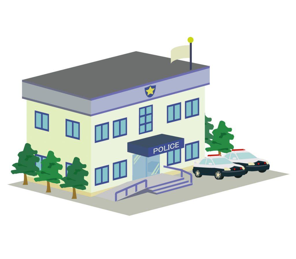 神奈川県川崎市警察署