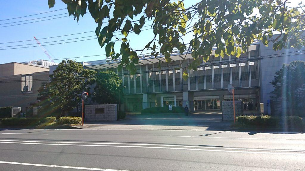 川崎市営斎場
